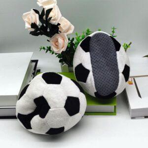 chausson ballon de foot