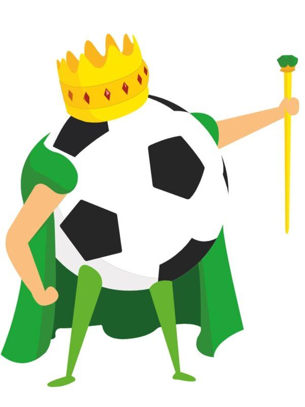 le roi du football