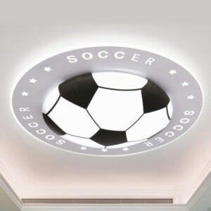 plafonnier ballon de foot