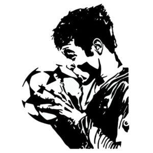 sticker neymar
