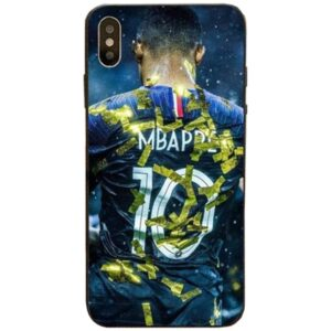coque iphone mbappe
