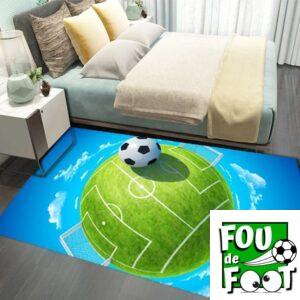 tapis planète foot