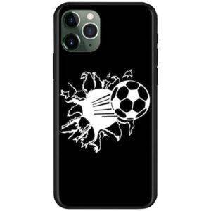 coque iphone xr foot