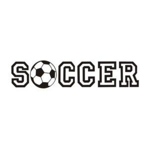 sticker soccer