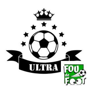 stickers ultra foot