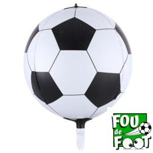 ballon gonflable foot