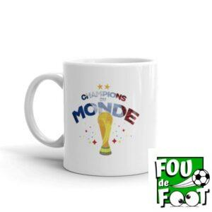 mug champion du monde