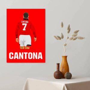 poster cantona